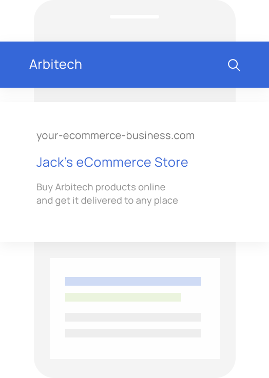 Sales Quoting and eCommerce Software for Arbitech VARs