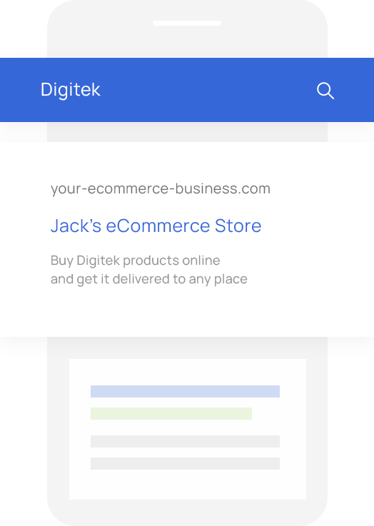 Sales Quoting and eCommerce Software for Digitek VARs