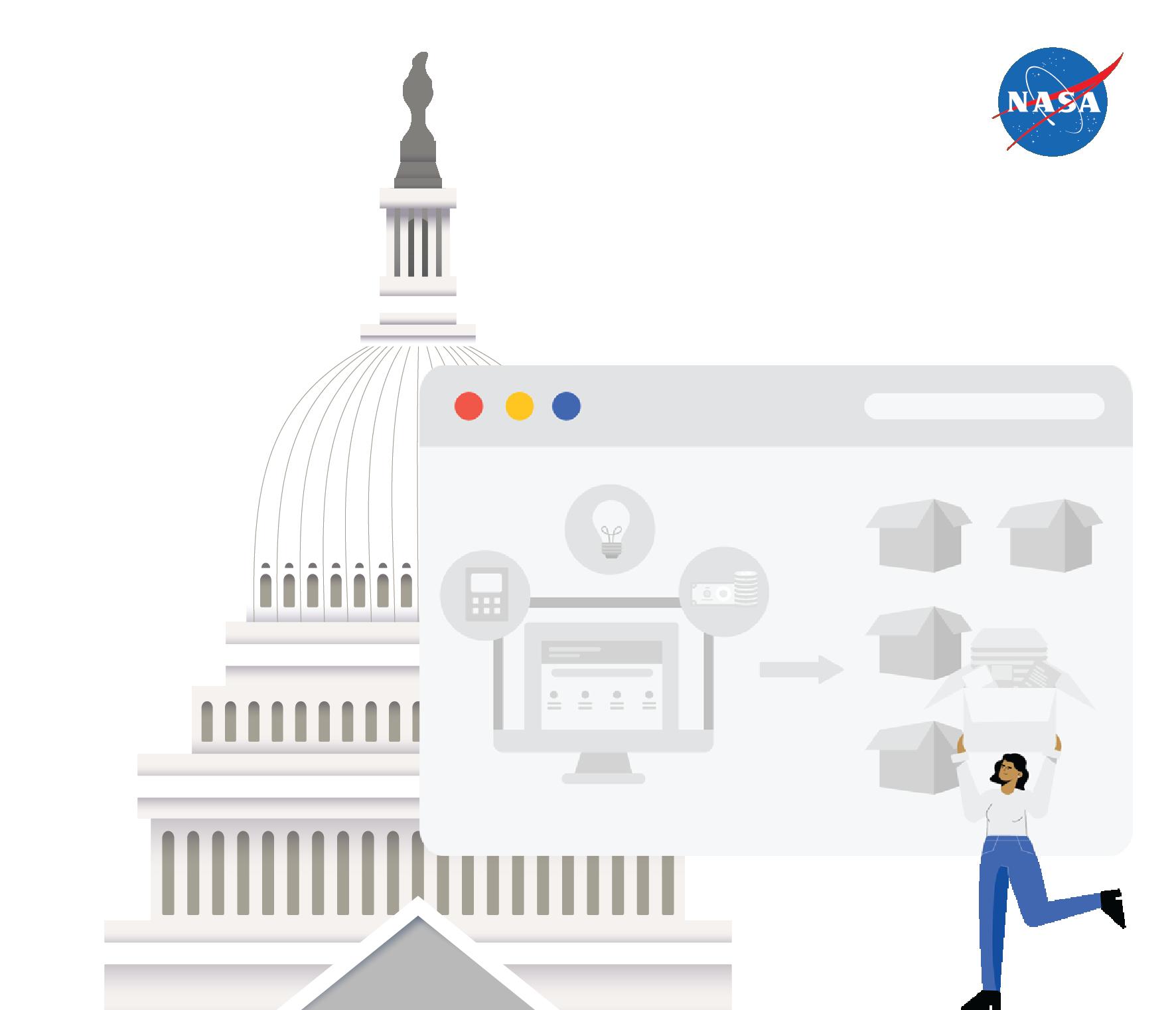 NASA SEWP Federal Contract Awards