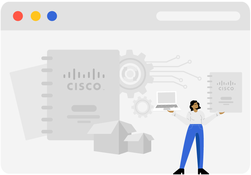 Integrations with CISCO and Dell